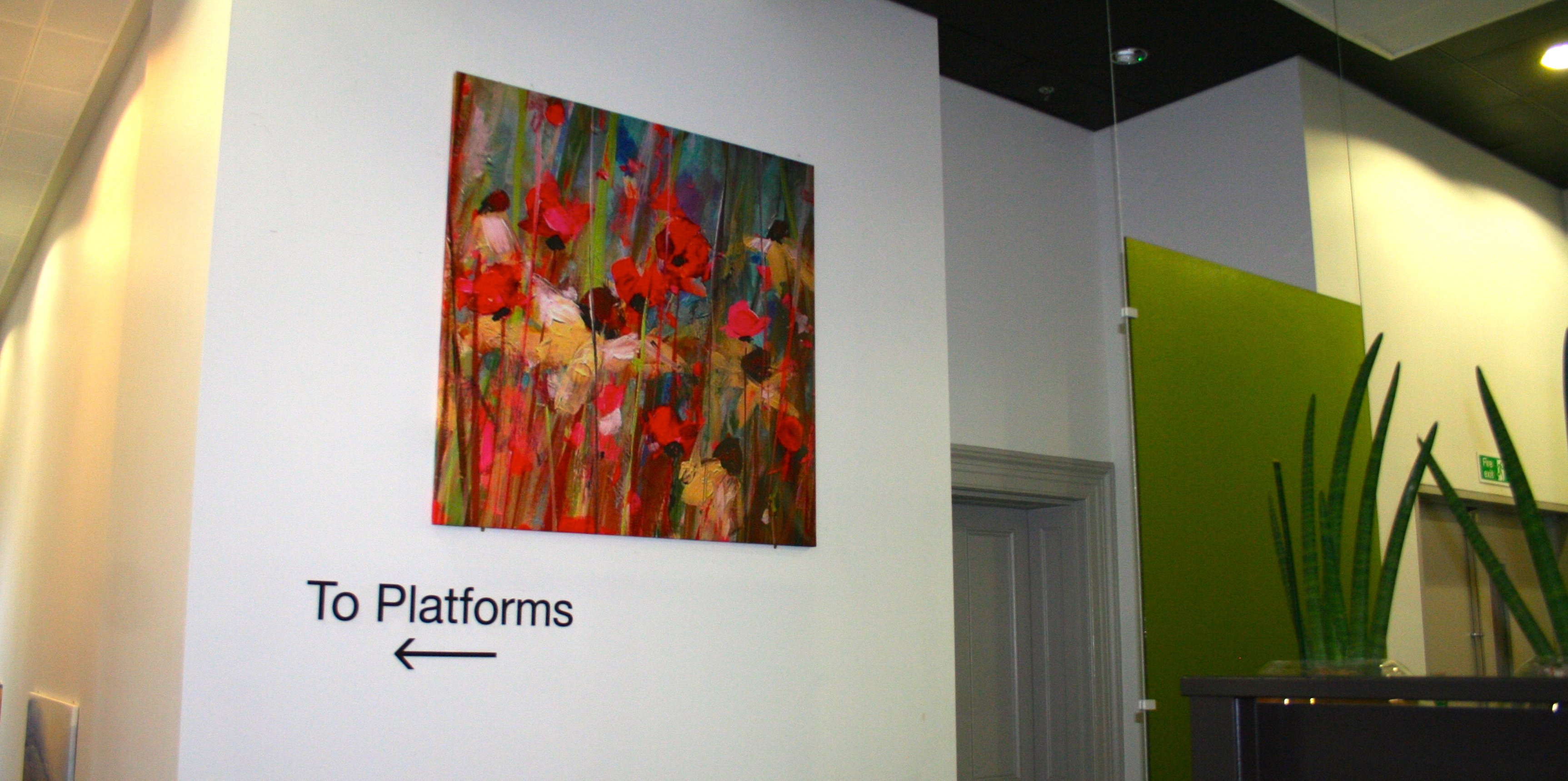 LARGE FORMAT CANVAS PRINTING