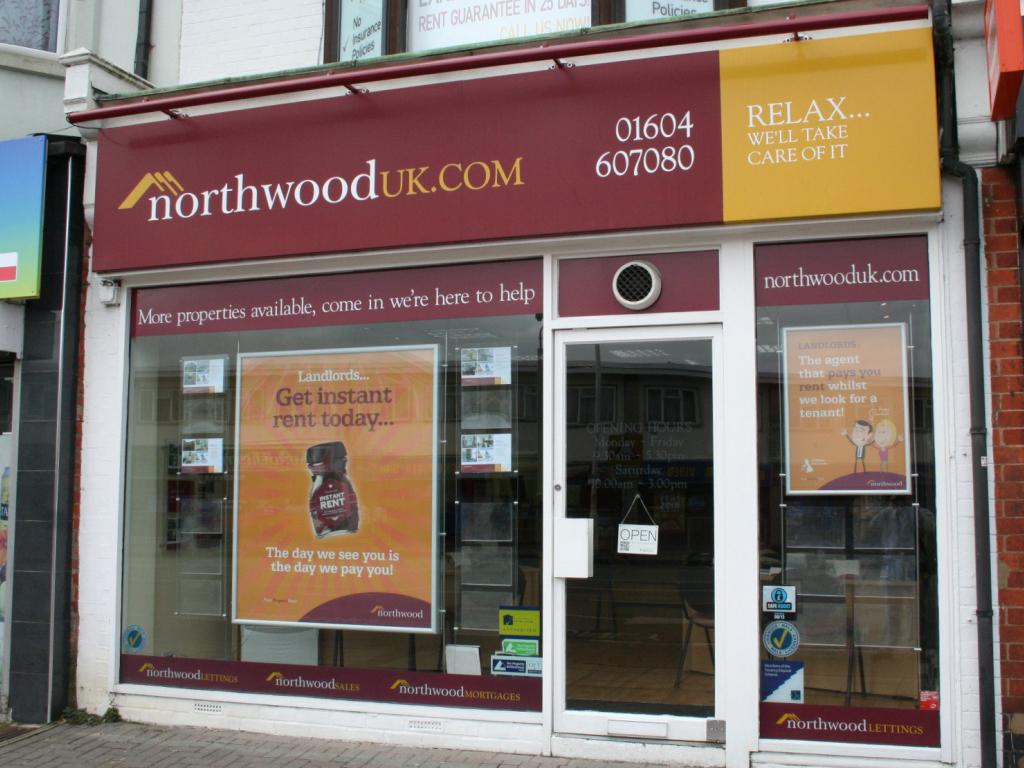 Northwood shop front