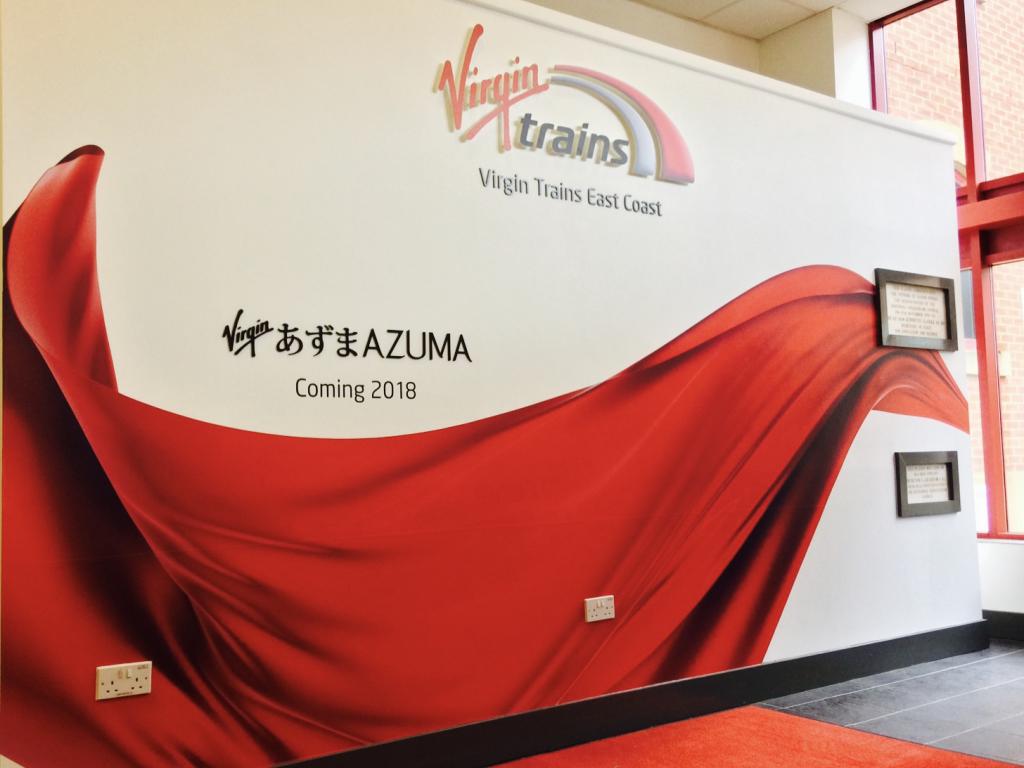 Virgin interior sign 2