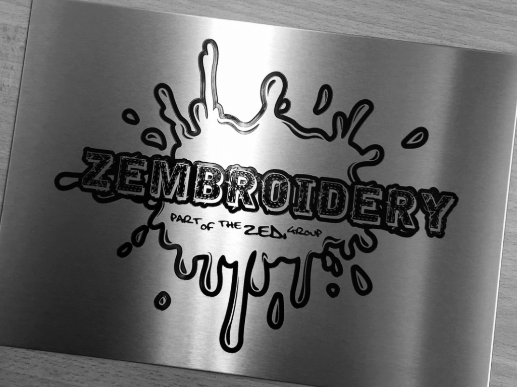 Zembroidery plate 1