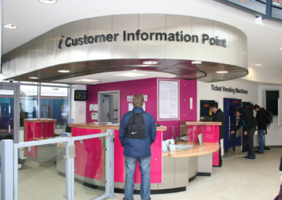 Peterborough Station East Coast 037